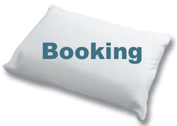 Pillow booking